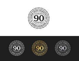 #10 untuk Design of points sticker for wine oleh smizaan