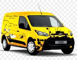 #67 for Vehicle Wrap Design for HVAC company af ishan071