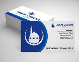Nro 100 kilpailuun re-opening flyer and business cards for our mosque käyttäjältä Rasel522