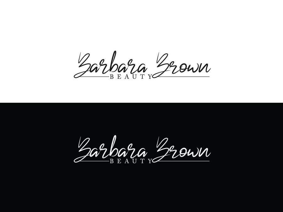 Bài tham dự cuộc thi #                                        84                                      cho                                         Barbara Brown Beauty logo