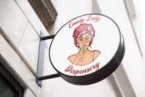 Graphic Design Kilpailutyö #72 kilpailuun Candy lady logo