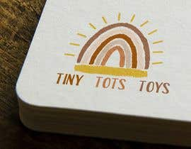 #20 untuk I Need A LOGO done for the business name ..Tiny Tots Toys... Please see description below... oleh sumaiarezaruhane