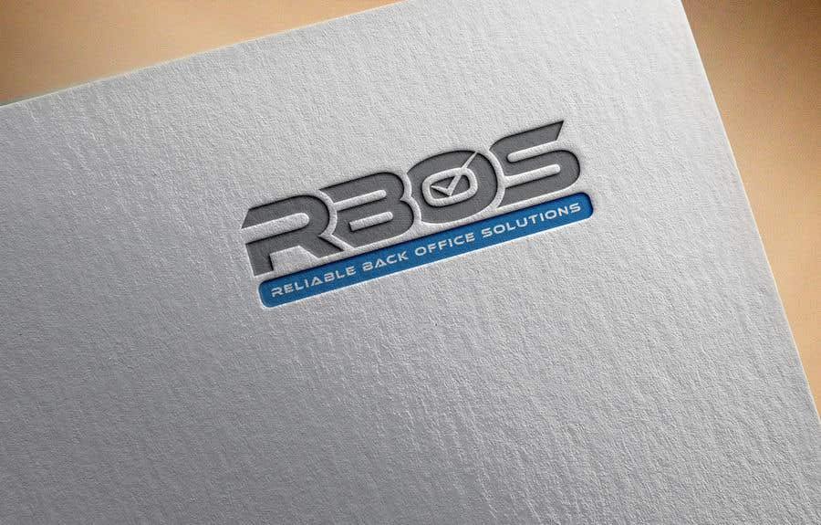 Contest Entry #                                        461                                      for                                         RBOS logo design