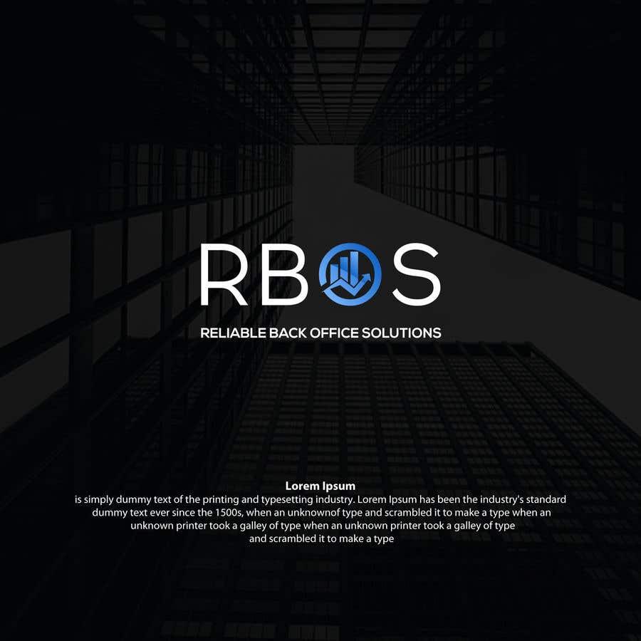 Contest Entry #                                        445                                      for                                         RBOS logo design