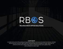 #445 for RBOS logo design by rufom360