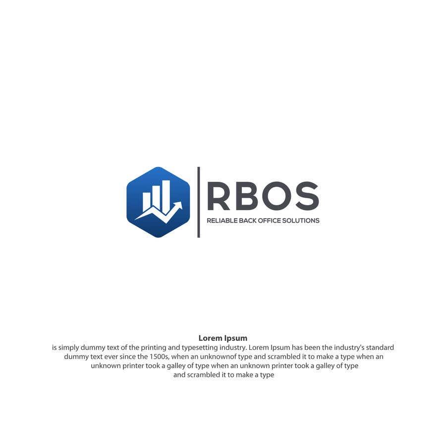 Contest Entry #                                        446                                      for                                         RBOS logo design