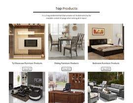 #2 для Bespoke Clothier Homepage Mock-Up от ravisondagar125