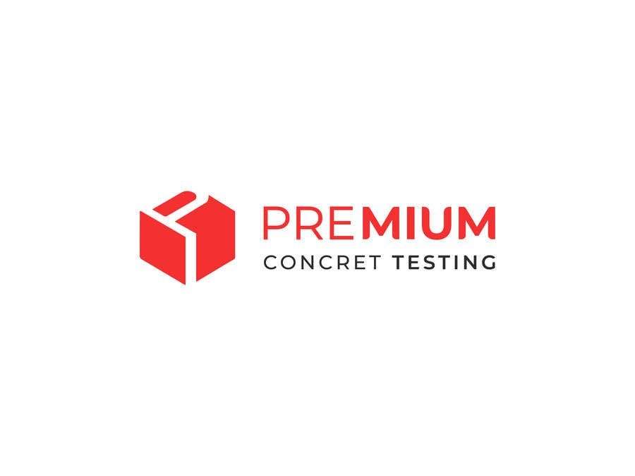 Contest Entry #                                        77                                      for                                         Design a Logo for a Concrete Testing Company
