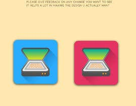 nº 35 pour App Icon for iOS Scanner App par rajangupta1906
