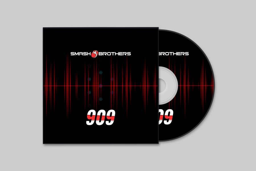 Kilpailutyö #                                        48                                      kilpailussa                                         Simple Track Cover for Techno Music Track