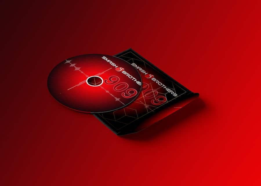 Kilpailutyö #                                        47                                      kilpailussa                                         Simple Track Cover for Techno Music Track