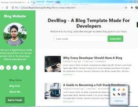 #30 for Complete my WordPress website by bayjid83
