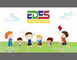 Nro 50 kilpailuun Design the walls of our primary school käyttäjältä abdsigns