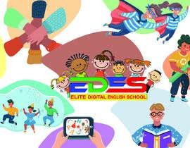 Nro 38 kilpailuun Design the walls of our primary school käyttäjältä shanzasyed