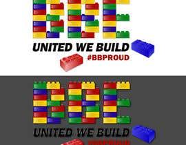 #6 untuk Design a Logo Made out of Legos For Teachers oleh coisbotha101