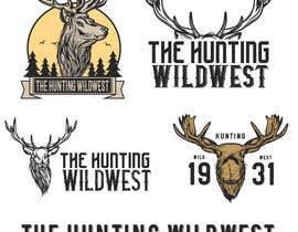 #56 for I need a hunting brand logo designed by rezkifauzan98