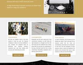 Nro 27 kilpailuun Update Website käyttäjältä khubaib411