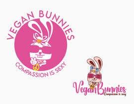 nº 198 pour Mascot Logo For Vegan Brand par jricardo69