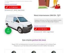 Nro 14 kilpailuun Design landing page käyttäjältä mdeasinislam6