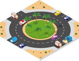 nº 7 pour Car organiser module design par Zamanbab