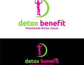 #139 untuk Detox Benefit Logo oleh kenitg