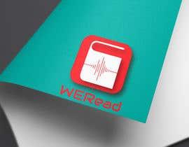 Nro 60 kilpailuun Design an App Logo. a Book review Podcast App called: WERead käyttäjältä shanto8272