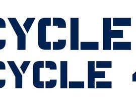 #7 untuk Make a stencil logo for bike charity. oleh artkrishna