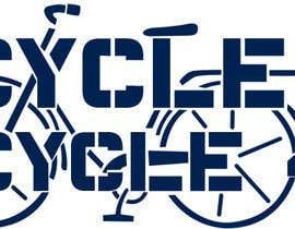 #9 untuk Make a stencil logo for bike charity. oleh artkrishna