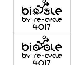 #12 untuk Make a stencil logo for bike charity. oleh IvanaMaar