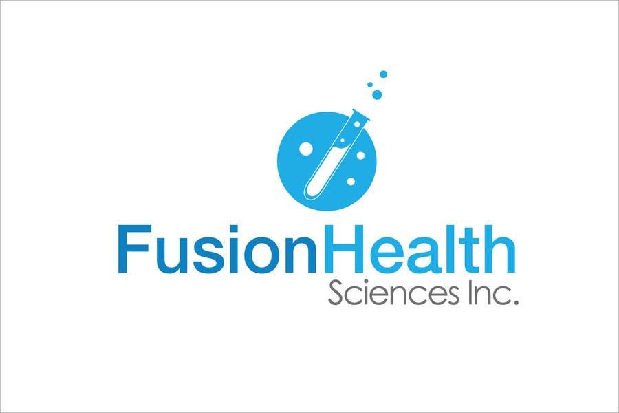 Inscrição nº 13 do Concurso para Logo Design for Fusion Health Sciences Inc.