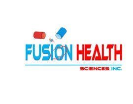 #102 para Logo Design for Fusion Health Sciences Inc. por XZen