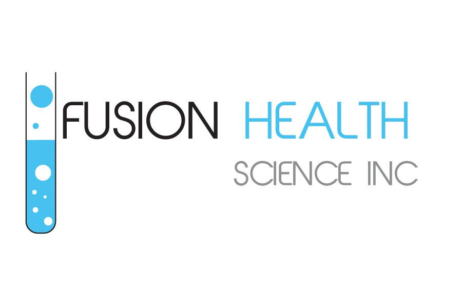 Конкурсная заявка №11 для Logo Design for Fusion Health Sciences Inc.