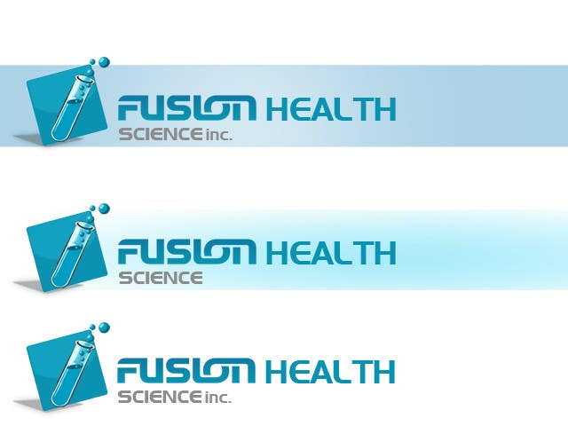 Конкурсная заявка №59 для Logo Design for Fusion Health Sciences Inc.