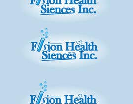 nº 97 pour Logo Design for Fusion Health Sciences Inc. par luciofercios