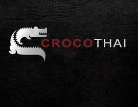 nº 205 pour Logo for crocodile leather products par sadikramim03