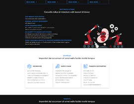 #46 for Wordpress Creative Design for IT service company by sotokan