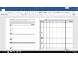 Nro 1 kilpailuun Format & Update documents in Word käyttäjältä bktk