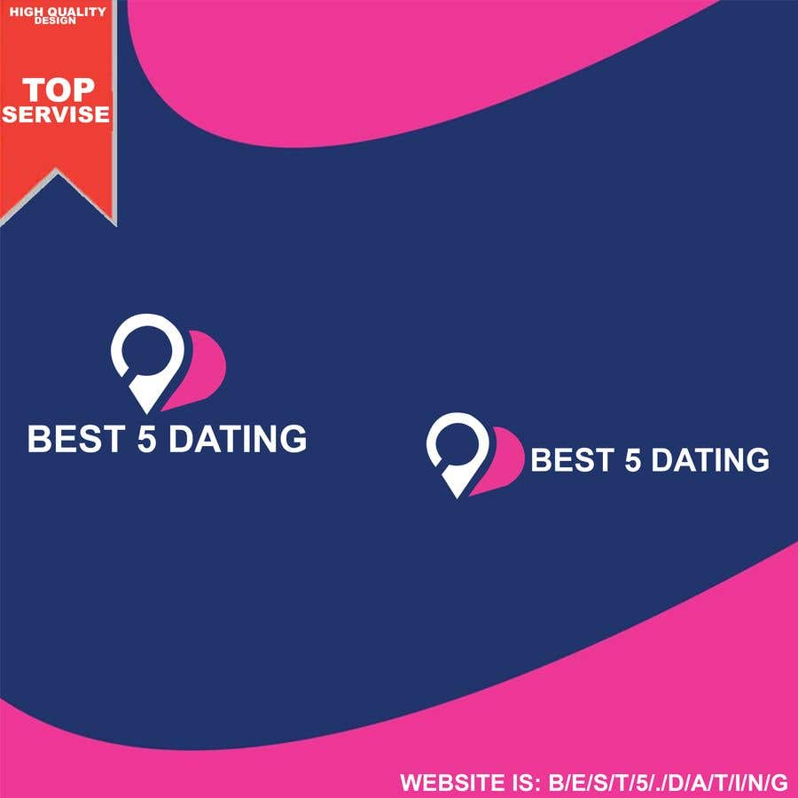 Proposition n°                                        56                                      du concours                                         Design a logo + favicon for our dating review site