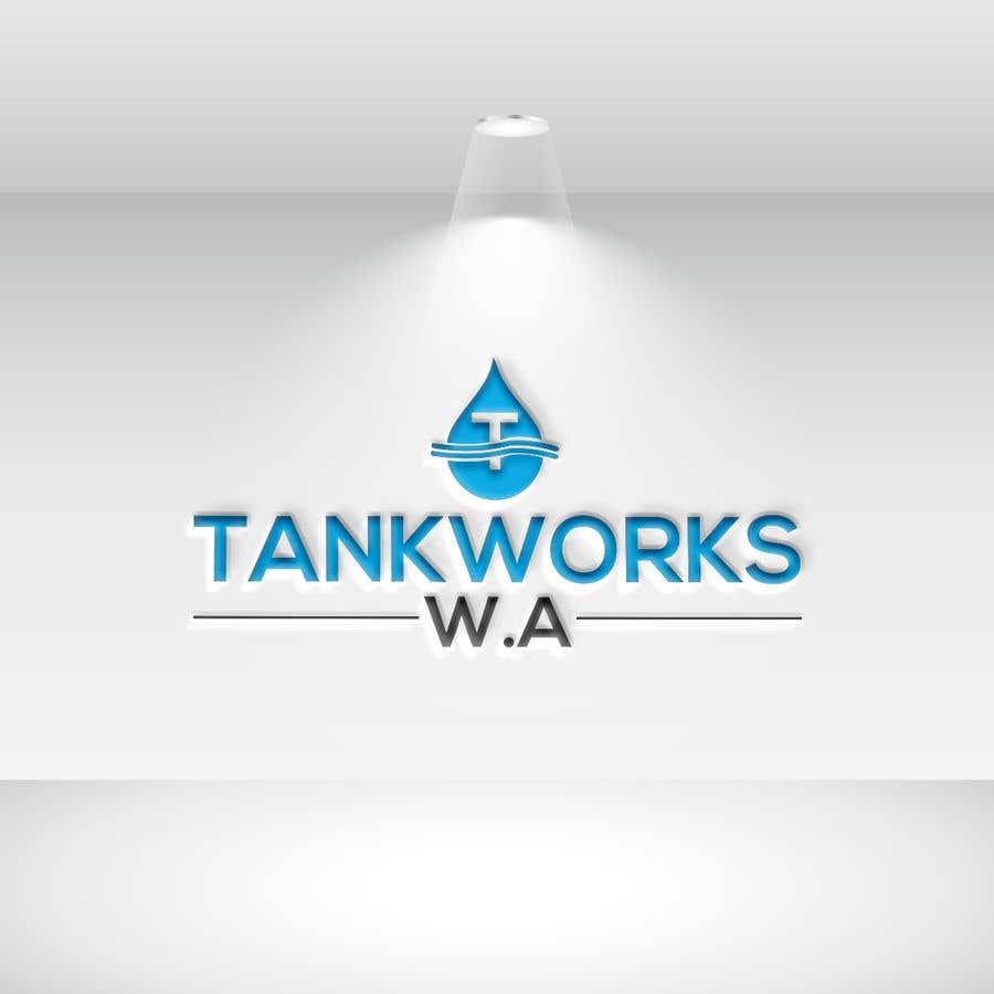 Penyertaan Peraduan #                                        18                                      untuk                                         Design me some business logos - Tankworks WA