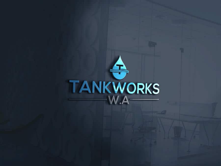 Penyertaan Peraduan #                                        19                                      untuk                                         Design me some business logos - Tankworks WA