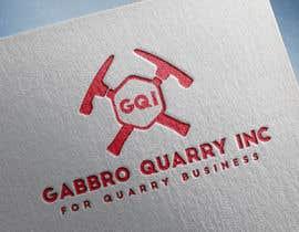 #131 untuk LOGO Design For Quarry Business oleh asa59566ac87c985