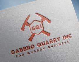 #133 untuk LOGO Design For Quarry Business oleh asa59566ac87c985