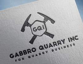 #135 untuk LOGO Design For Quarry Business oleh asa59566ac87c985
