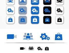 #375 for Seeking designer to create app icons by Robinimmanuvel