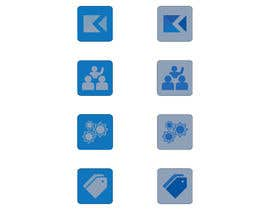 #386 for Seeking designer to create app icons by maqmasum98