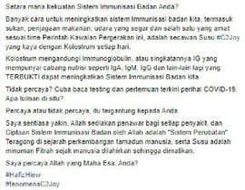 #20 для Write A Post About Fake Coronavirus Tests от mdabdussalamdesi
