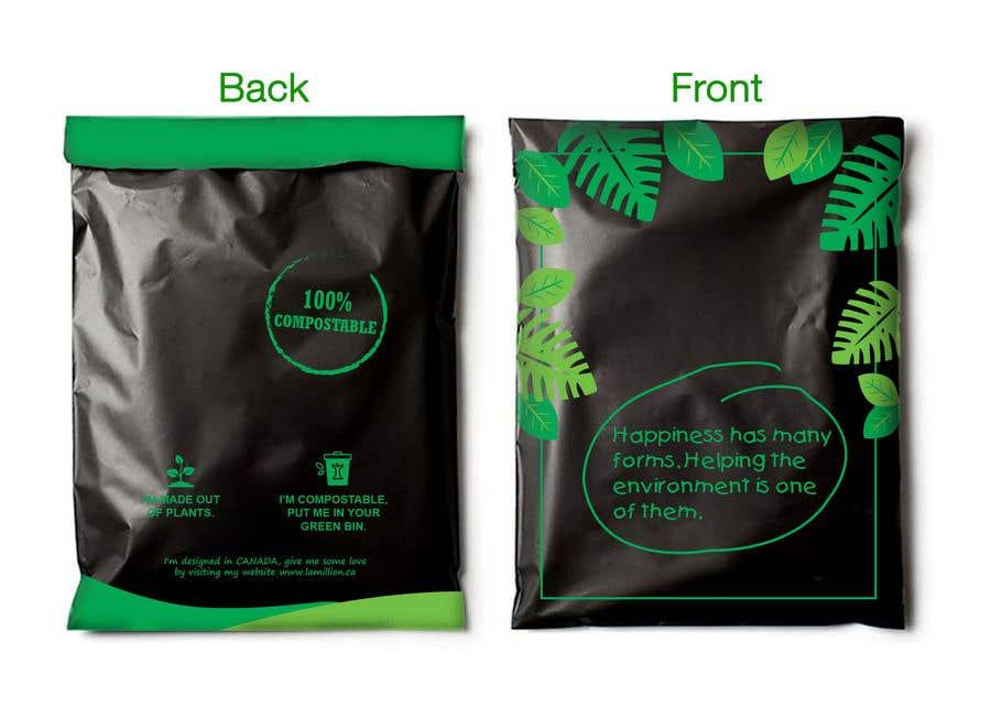 Konkurrenceindlæg #                                        29                                      for                                         Design for a plastic bag