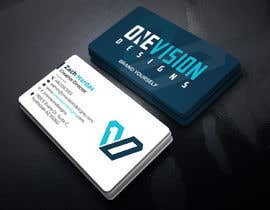 #113 for Professional Business Card Design by dewanmahmud97