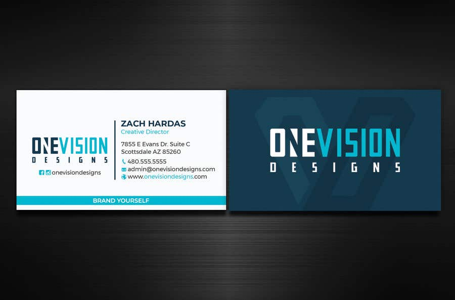 Contest Entry #                                        192                                      for                                         Professional Business Card Design
