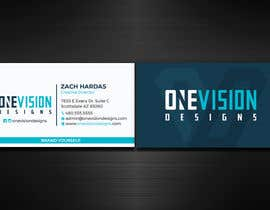 #192 for Professional Business Card Design by bhabotaranroy196